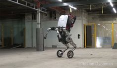 """Handle"" – the latest robot from Boston Dynamics"