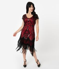 Flapper Dresses - Vintage-Inspired Flapper Dresses – Unique Vintage Source by fashion dress Gatsby Dress For Sale, Great Gatsby Prom Dresses, 1920s Party Dresses, Vintage 20s Dresses, 1920s Inspired Dresses, 1920s Fashion Dresses, 1920s Outfits, Prom Dresses For Sale, 1920s Dress