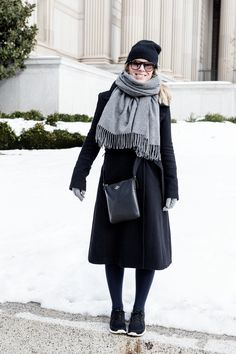 Washington DC / Travel / Winter Outfit / Noora&Noora nooraandnoora.com