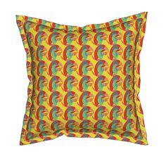 Shop unique pillows, tea towels, cloth napkins, and more designed by independent artists from around the world. Throw Cushions, Custom Fabric, Spoonflower, Tapestry, Yellow, Wallpaper, Shop, Gold, Design
