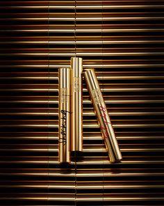 Eric SAUVAGE   Ysl Coup d'Eclat False Lash Effect, False Lashes, Mascara, Eyeliner, Yves Saint Laurent, Reflection And Refraction, Art Direction, Still Life, Fashion Beauty