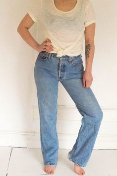 Vintage Levis 501s by Clementinesvintageco on Etsy
