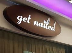 nail salon name ideas