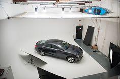 My First Studio Car Shoot (plus behind-the-scenes) - Scott Kelby's Photoshop Insider