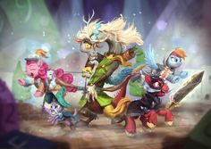 Through Ogres and Oubliettes by AssasinMonkey on DeviantArt