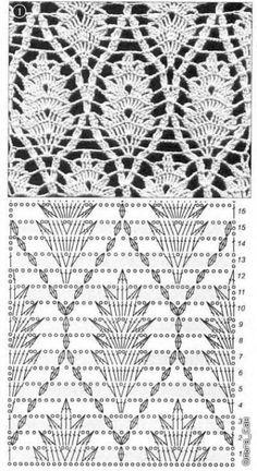 Watch This Video Beauteous Finished Make Crochet Look Like Knitting (the Waistcoat Stitch) Ideas. Amazing Make Crochet Look Like Knitting (the Waistcoat Stitch) Ideas. Débardeurs Au Crochet, Crochet Motifs, Crochet Diagram, Crochet Stitches Patterns, Tunisian Crochet, Crochet Chart, Filet Crochet, Irish Crochet, Knitting Stitches