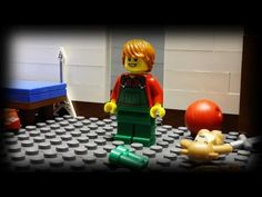 (Lego) Clean Your Room - YouTube