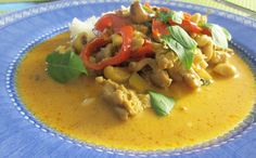 Tasty, Yummy Food, Food Cravings, Bon Appetit, Thai Red Curry, Chili, Food And Drink, Cooking Recipes, Favorite Recipes