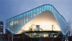 GS Xi Gallery ETFE Facade, Busan, Korea | Boohwan Bae | Pulse | LinkedIn