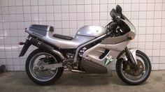 MuZ Skorpion 660 Replika > very rare Nr. 183 > under 200 Motorcycles ever build