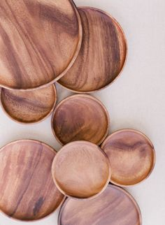 These wood plates ca