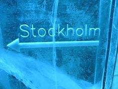 Ice Bar Sweden