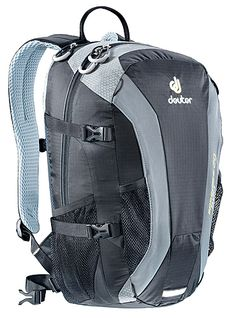 Mochila Deuter Speed Lite 20 L - Preto North Face Backpack, Black Backpack, Ski Touring, Lightweight Backpack, Hiking Gear, Ski And Snowboard, Luggage Bags, Istanbul, Skiing