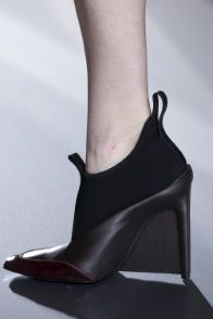 Balenciaga Paris -  FW2014-15 #shoes #fashion #fw #heels #boots @Balenciaga #balenciaga
