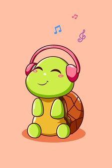 Cute Turtles, Winnie The Pooh, Disney Characters, Fictional Characters, Smartphone, Winnie The Pooh Ears, Fantasy Characters, Pooh Bear