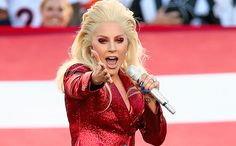 Lady Gaga in Talks to Play Super Bowl Halftime Show – B. Scott | lovebscott.com