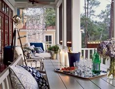 Like!  #countryliving #dreamporch