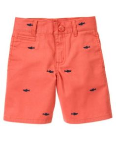 CCP Custom Mariner Short with Embroidered American Burgee in Red Dawn by Castaway Clothing Little Gentleman, Toddler Boys, Kids, Baby Boys, Janie And Jack, Cotton Shorts, Baby Boy Outfits, Patterned Shorts, Little Boys