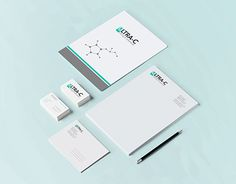 """Check out new work on my @Behance portfolio: """"Logo & Guideline for Chemical company"""" http://on.be.net/1P7ciAz"""