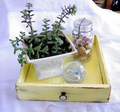 Upcycled Drawer Projects - The Cottage Market