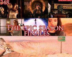 the epic season finales