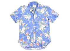 Brooklyn We Go Hard Hawaii Shirt Blue