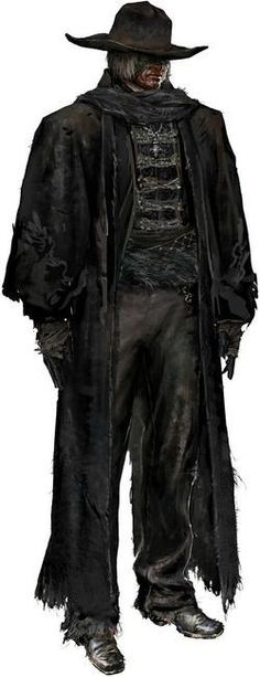 Character Design Tropes : Artstation the witcher concept art jan marek npcs
