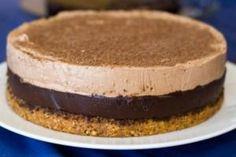 Chocolate Kahlua Fantasy Cake Recipe