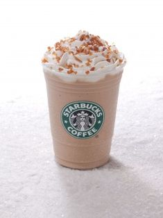 Get your #Starbucks #coffee recipes here! - Sadly, it tells what all is in it, but really doesn't tell you how to make your own. Or at least, not obviously.