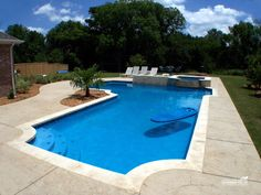 Square cut out idea for area near driveway | 1 Pools | Pinterest ...