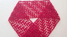 Örgü günüm: Çok beğendiğim ve kibar asil bir model olarak görd... Crochet Numbers, Summer Blouses, Baby Knitting, Free Crochet, Shawl, Free Pattern, Make It Yourself, Youtube, Videos