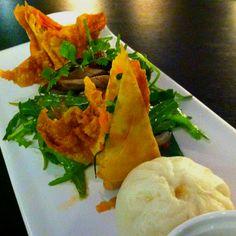 Asian Tapas at Cafe Aria, Jakarta