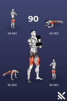 Best Bicep Workout, Gym Workout Tips, Gym Tips, Weight Training Workouts, Biceps Workout, Easy Workouts, Workout Videos, Muscle Gain Workout, Muscle Building Workouts