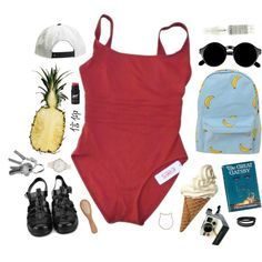 bae watch by admir-ing on Polyvore featuring Eres, Chicnova Fashion, Olivia Burton, Swarovski, Peggy Li, Brixton, Le Labo, The Unbranded Brand and Polaroid