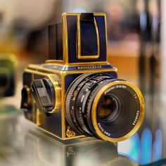 Hasselblad 503cx gold
