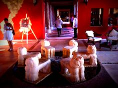 Zoetry Lobby Mayan Riviera Mexico, Romantic Resorts, The Incredibles, Color, Pretty, Colour, Colors