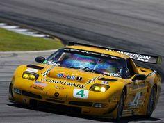 C5-R......A True Racing Corvette