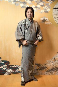 Designer Jotaro Saito seeks to free the kimono from the confines of tradition.