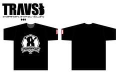 TRAVS8   T-Shirt No,09   4,900yen