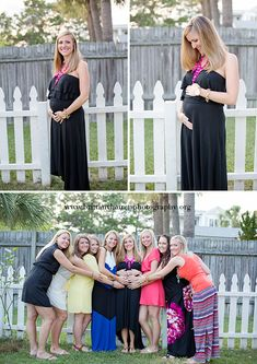 Gorgeous maternity pictures with friends! @Brittany Lauren Photography