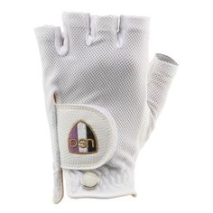 US Glove Women's Shorty Half-Finger Left-hand Golf Glove Pink Bright 02 - Golf Equipment, Golf Gloves at Academy Sports