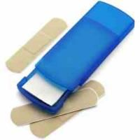 Pflasterbox Pocket GV102023 Neu: die Pflasterbox zum werben und verbinden Für Notfälle sollte man stets gerüstet sein, denn sehr schnell erleidet man unerwartet kleinere Wunden, für welche eine erste Notversorgung völlig ausreichend ist. Bestens geeignet hierzu ist [...]