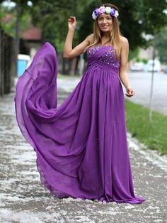 romantic Plus Size prom Dresses,
