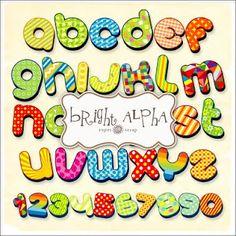 Free Alphabet Downloads