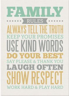 Quotes on Pinterest | Family Rules, General Conference and Balance ...
