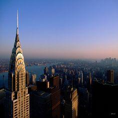 Nova Iorque - Vista prédio Chrysler