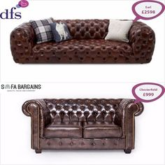 Always Fancied Being On The Big Brother Sofa? Well Now You Can With Our  Chesterfield Sofas All Similar To The One Seen On The Show. U2026 | Pinteresu2026