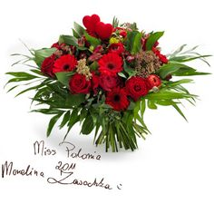Valentine's Day bouquet - Miss Polonia 2011 Collection