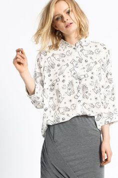 Zobacz produkt Medicine - Koszula Belleville kolor multikolor  RW16-BDD101w oficjalnym sklepie odzieżowym online marki MEDICINE. Dostawa w 24h - dzisiaj zamawiasz, jutro przymierzasz. Zapraszamy do zakupów.