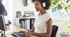 Music at Work: 5 Playlists That Will Help You Get Work Done.